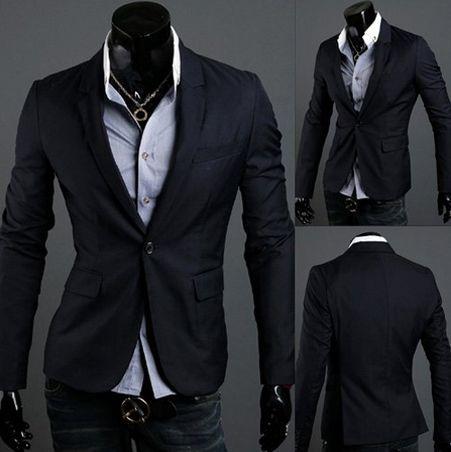 Veja fotos de looks com blazer masculino e se inspire